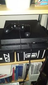 Ps4 with controller. Only meeting up to sell item