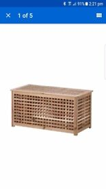 Wooden large storage box!!!