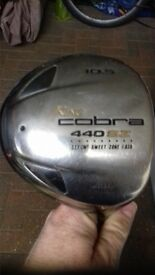 Cobra 440 SZ unlimited driver