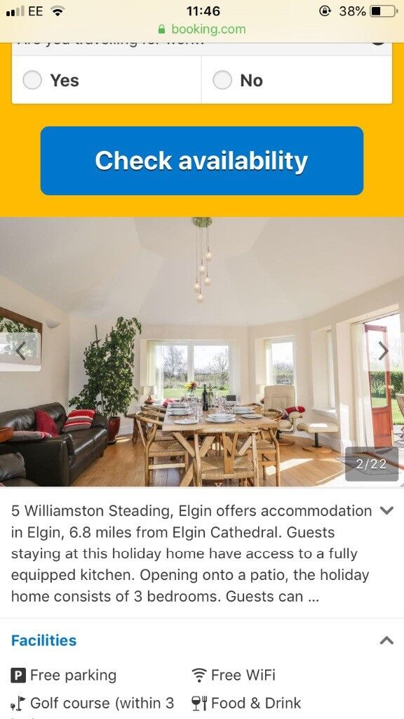 Holiday Home For One Night Reduced Price