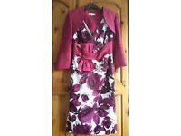 John Charles Dress & Jacket size 10