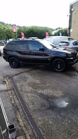 BMW X5 2 OWNERS from new diesel REMAPPED full service history