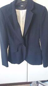 Navy suit jacket - Excellent condition
