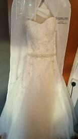 BRAND NEW LADIES BRIDAL DRESS WEDDING