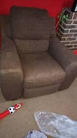 Sofa single seater armchair