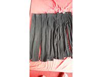 5 X BUNDLE H&M LEGGINGS 8-9