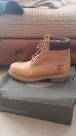 Mens timberland 6inch boots
