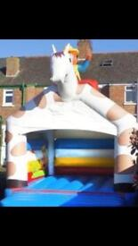 3D bouncy castle