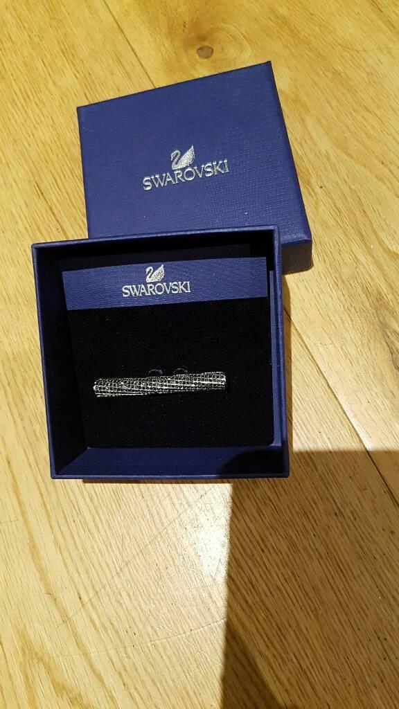 BRAND NEW Swarovski Tie Pin (RRP £78)