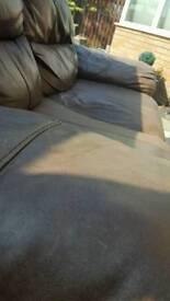 Double divan base bed
