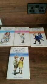 My naughty little sister kids books