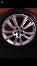 Skoda Octavia vrs wheels for ssle