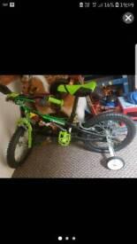 Ben 10 bike like new
