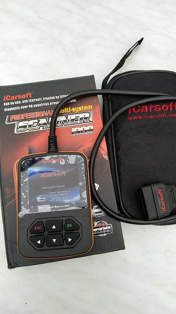 iCarsoft i909 car scanner for Mitsubishi and masda | in Bootle, Merseyside  | Gumtree