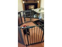 Pets at Home Double Door Training Crate (Large) - Used