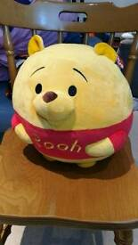 Large Winnie-the-pooh soft toy