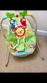 Fisher-Price Vibrating Bouncy chair
