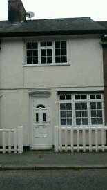 2 BED Furnished Terrace house to rent in Llanfair Caereinion