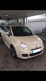 Fiat 500 S - low mileage full service history £30 road tax