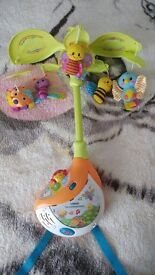 Vtech baby cot mobile