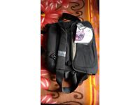 Tagrus Laptop bag black color