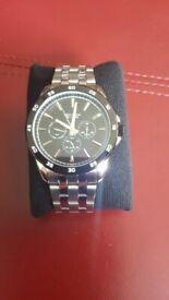 Sekonda Men's Fashion Chronograph Bracelet Watch GENUINE NEW