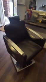 Barbers/lashes/waxing reclining chair