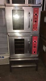 Electric Convection Oven Blodgett Double Section EU237