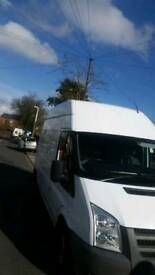 FORD TRANSIT 115 T280M 2012 WHITE VAN IN GREAT COND