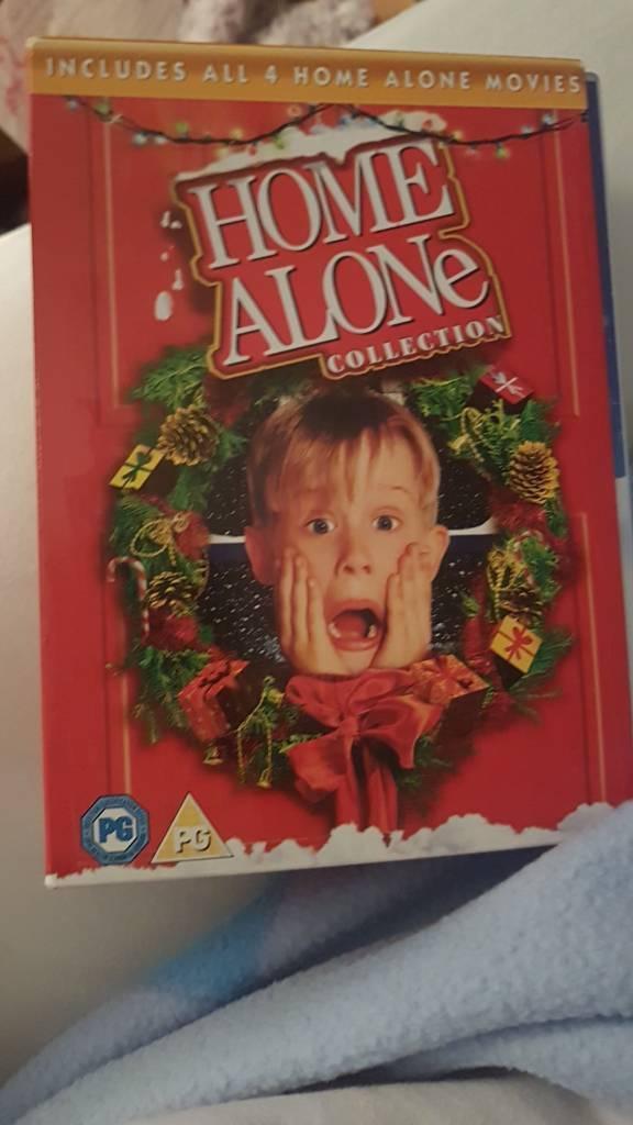 Home alone box set