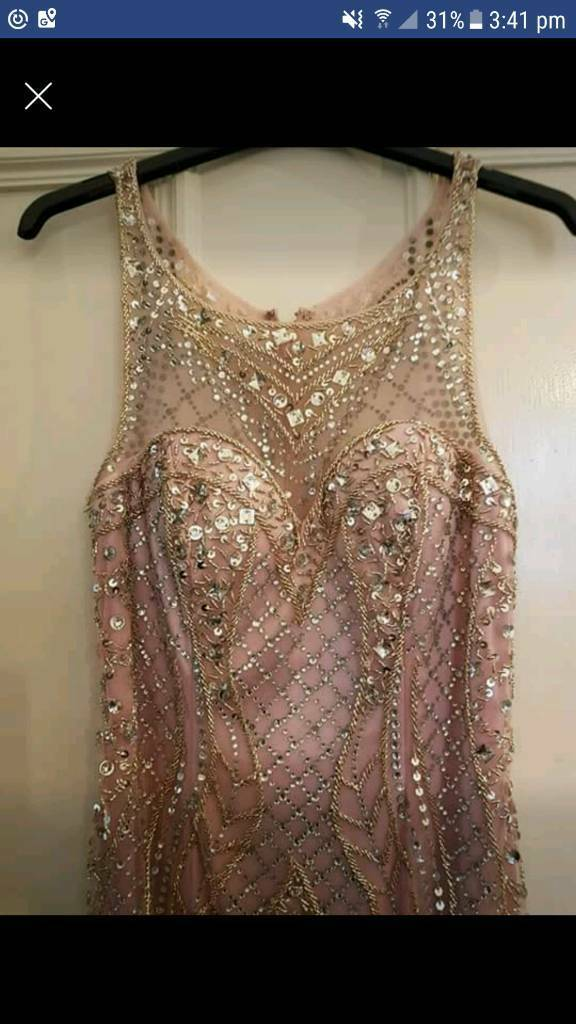 Size 10 prom dress