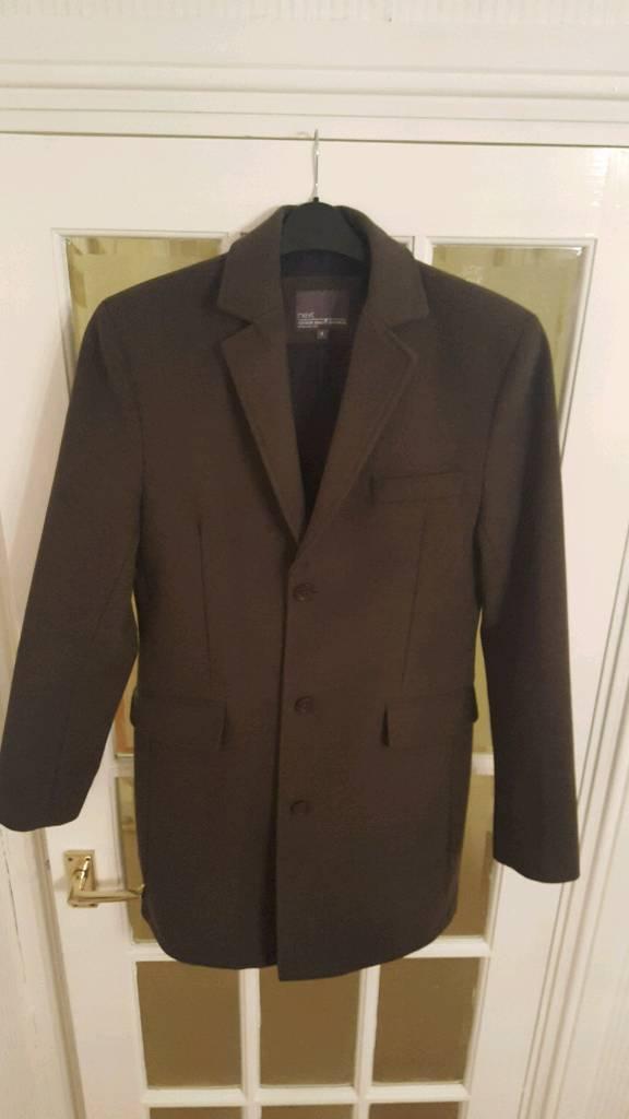 Mens Next Smart Coat