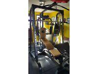 Smith machine/multi gym