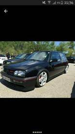 Vw golf mk3 gti vr6 anniversary red pin stripe 10 meter roll