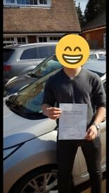 DRIVING LESSONS PASS IN 1-4 WEEKS WITH OUR FAST TRACK COURSES