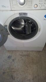 LG intello washer