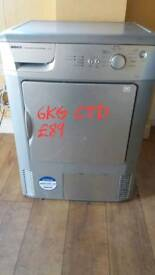 beko 6kg condenser dryer free delivery in Coventry