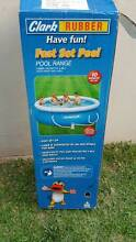 Inflatable Pool (Clark Rubber) 12 foot (366cm) with pump Burwood Burwood Area Preview