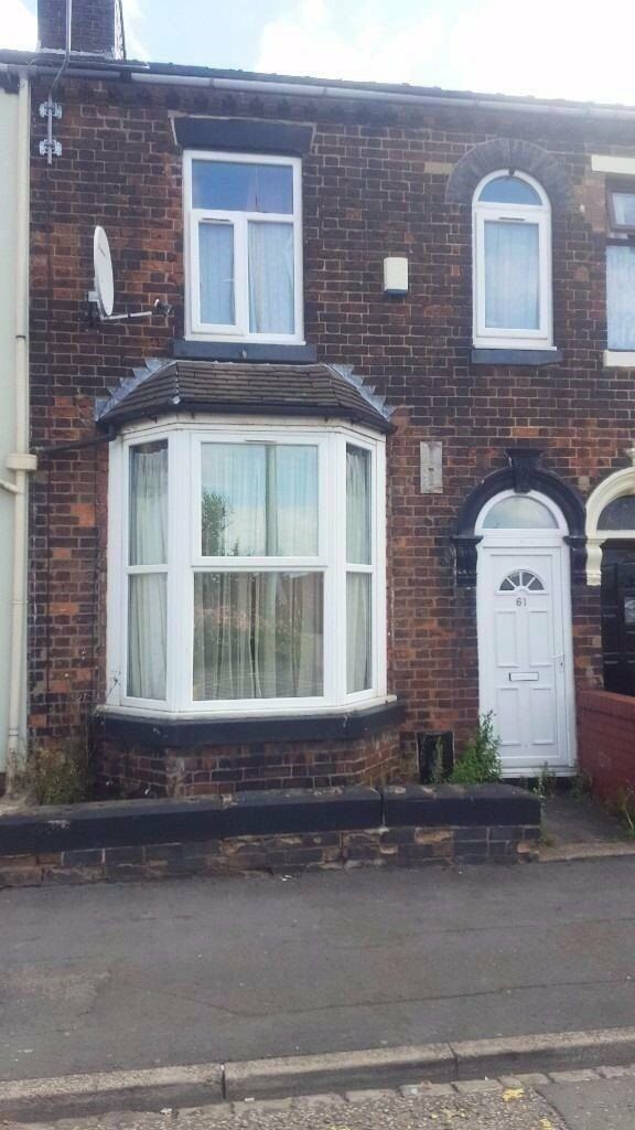 **LET AGREED**3/4 BEDROOM PROPERTY-HANLEY-LOW RENT-DSS ACCEPTED-NO DEPOSIT-PETS WELCOME^