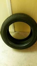 2 of 255/50/19 Bridgestone tyres x2
