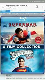Superman 1978 brand new for October 2017 extended cut