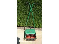 Qualcast Panther 30s Hand Push Mower in Excellent Working Order