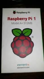 Raspberry Pi 1 A+ - Never used