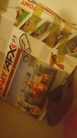 Tomy AFX - box battered but track etc good condition