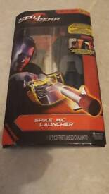 Spy Gear Spike Mic Launcher