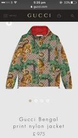 Gucci bengal jacket