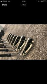 M2 Taylormade Irons