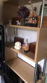 6 shelf unit