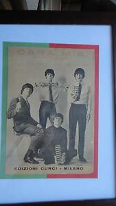 Beatles Sheet Music (1965 Italian edition)