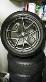 """18"""" AC Supremo Alloy wheels"""